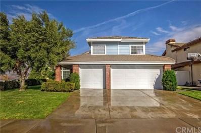 761 Summit View Court, Corona, CA 92882 - MLS#: NP17207109
