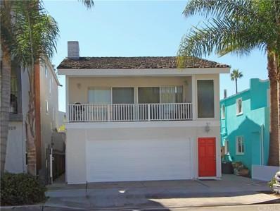 917 E Balboa Boulevard UNIT A, Newport Beach, CA 92661 - MLS#: NP17208508