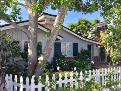2662 Crestview Drive, Newport Beach, CA 92663 - MLS#: NP17208673