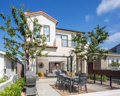 613 Larkspur Avenue, Corona del Mar, CA 92625 - MLS#: NP17212164