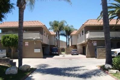 17171 Elm Street UNIT D, Huntington Beach, CA 92647 - MLS#: NP17214691