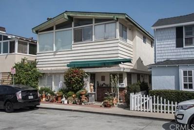 1608 Balboa Avenue, Newport Beach, CA 92662 - MLS#: NP17217551