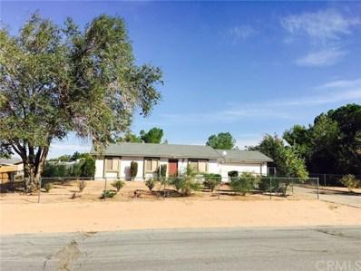 22616 El Centro Road, Apple Valley, CA 92307 - MLS#: NP17218258