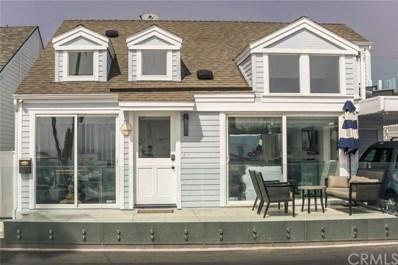58 Beach Drive UNIT 109, Newport Beach, CA 92663 - MLS#: NP17222952