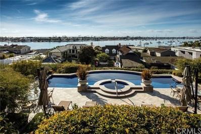1921 Bayadere Terrace, Corona del Mar, CA 92625 - MLS#: NP17228620