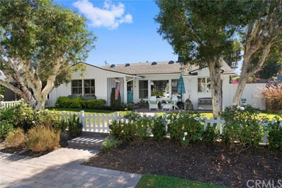 510 Riverside Avenue, Newport Beach, CA 92663 - MLS#: NP17234876