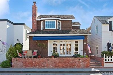 206 Pearl Avenue, Newport Beach, CA 92662 - MLS#: NP17243246