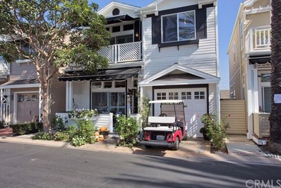 39 Beach Drive UNIT 27, Newport Beach, CA 92663 - MLS#: NP17246151