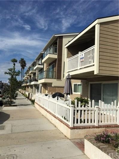 5408 Seashore Drive UNIT B, Newport Beach, CA 92663 - MLS#: NP17249705