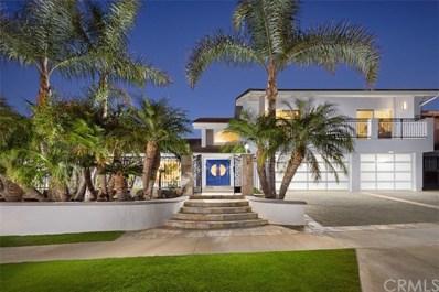 14 Point Loma Drive, Corona del Mar, CA 92625 - MLS#: NP17255750