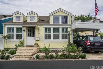 2 Nomad Street UNIT 198, Newport Beach, CA 92663 - MLS#: NP17256513