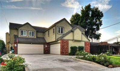 213 E 18th Street UNIT A, Costa Mesa, CA 92627 - MLS#: NP17259298