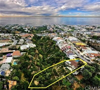 544 Hazel Drive, Corona del Mar, CA 92625 - MLS#: NP17259733