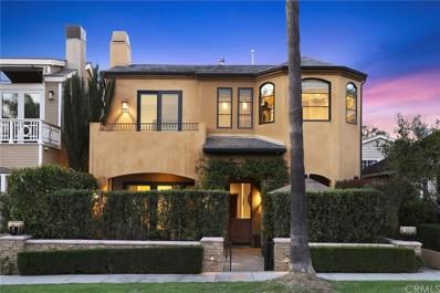 507 Goldenrod Avenue UNIT 1, Corona del Mar, CA 92625 - MLS#: NP17265394