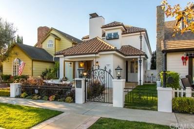 605 Dahlia Avenue, Corona del Mar, CA 92625 - MLS#: NP17271131