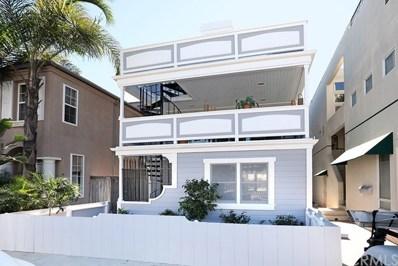 1911 Court Street, Newport Beach, CA 92663 - MLS#: NP17271378