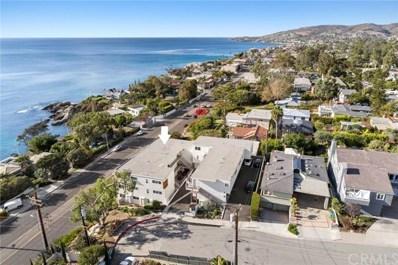 222 Arch Street UNIT 4, Laguna Beach, CA 92651 - MLS#: NP17271622