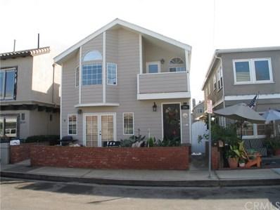 506 36th Street, Newport Beach, CA 92663 - MLS#: NP17280350
