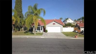 9216 Palm Canyon Drive, Corona, CA 92883 - MLS#: NP18007386