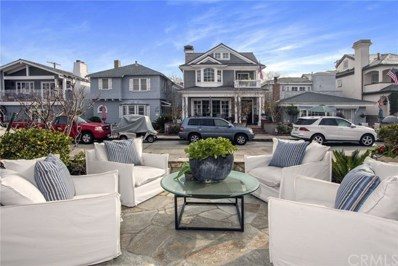 215 Amethyst Avenue, Newport Beach, CA 92662 - MLS#: NP18012054