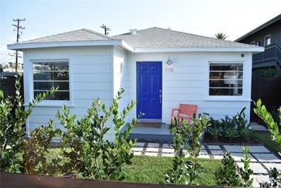 118 Magnolia Street, Costa Mesa, CA 92627 - MLS#: NP18013197