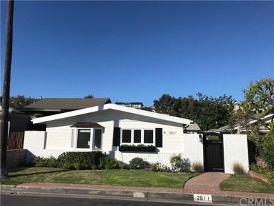 2611 Crestview Drive, Newport Beach, CA 92663 - MLS#: NP18014513
