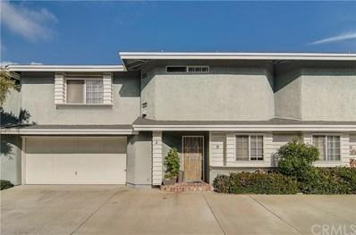 2652 Santa Ana Avenue UNIT D, Costa Mesa, CA 92627 - MLS#: NP18019557