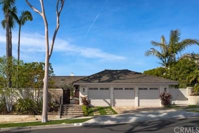 1505 Sandcastle Drive, Corona del Mar, CA 92625 - MLS#: NP18020113