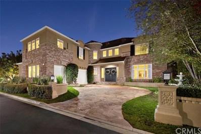 31 Sea Terrace, Newport Coast, CA 92657 - MLS#: NP18023084