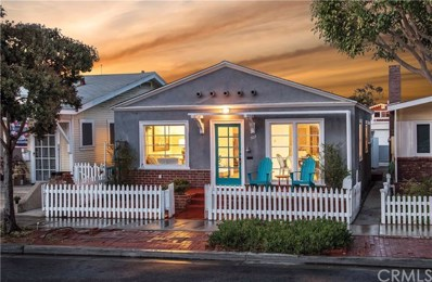 508 W Bay Avenue, Newport Beach, CA 92661 - MLS#: NP18023720