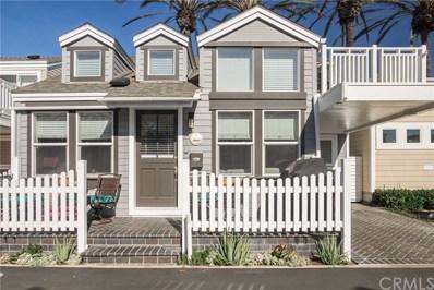 33 Drake Street UNIT 89, Newport Beach, CA 92663 - MLS#: NP18026297