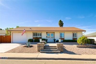 16384 Sarape Drive, San Diego, CA 92128 - MLS#: NP18030038
