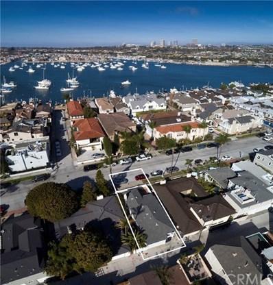 1801 E Balboa Boulevard, Newport Beach, CA 92661 - MLS#: NP18034260