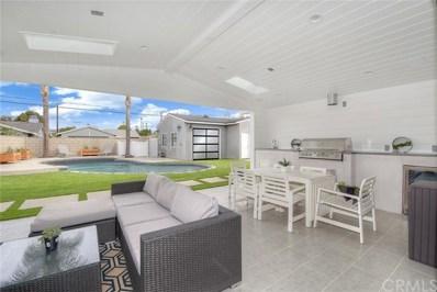 256 Palmer Street, Costa Mesa, CA 92627 - MLS#: NP18037478