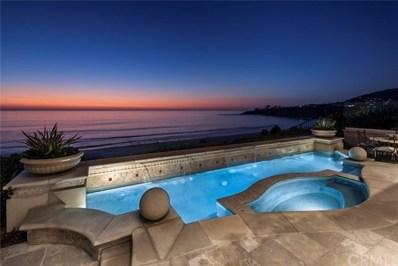 16 Ritz Cove Drive, Dana Point, CA 92629 - MLS#: NP18043184