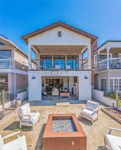 605 36th Street, Newport Beach, CA 92663 - MLS#: NP18065201
