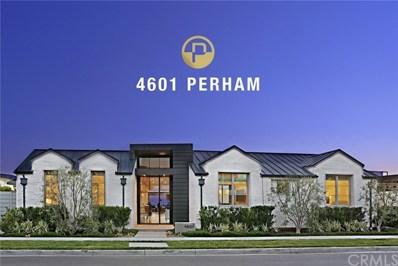 4601 Perham Road, Corona del Mar, CA 92625 - MLS#: NP18070468