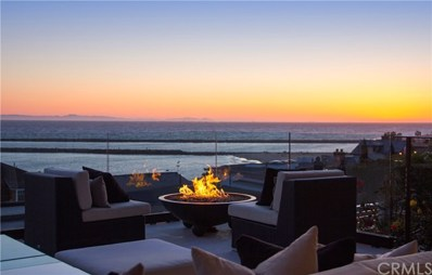 3408 Ocean Boulevard, Corona del Mar, CA 92625 - MLS#: NP18072418