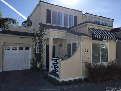 700 Lido Park Drive UNIT 34, Newport Beach, CA 92663 - MLS#: NP18075227