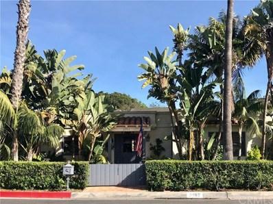 2592 Arbor Drive, Newport Beach, CA 92663 - MLS#: NP18083949