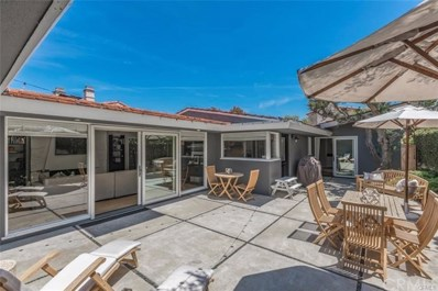 110 Via Mentone, Newport Beach, CA 92663 - MLS#: NP18091871