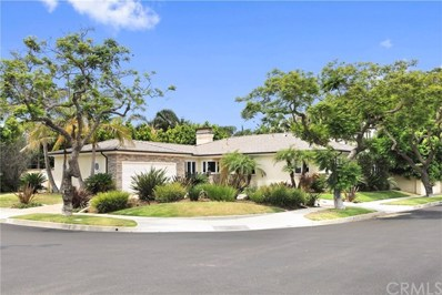 1400 Estelle Lane, Newport Beach, CA 92660 - MLS#: NP18093673