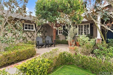 1200 Berkshire Lane, Newport Beach, CA 92660 - MLS#: NP18093969