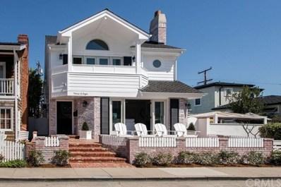 308 Sapphire Avenue, Newport Beach, CA 92662 - MLS#: NP18095144
