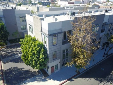 200 N Spurgeon Street, Santa Ana, CA 92701 - MLS#: NP18101095