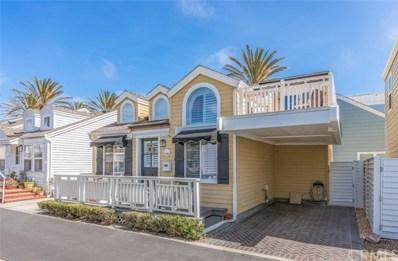 43 Cabrillo Street UNIT 115, Newport Beach, CA 92663 - MLS#: NP18102164
