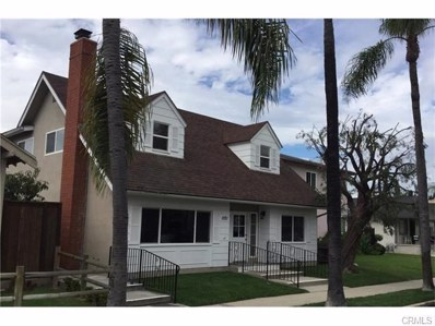 1021 Roswell Avenue UNIT 3, Long Beach, CA 90804 - MLS#: NP18104030
