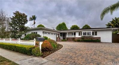 1621 Mariners Drive, Newport Beach, CA 92660 - MLS#: NP18109799