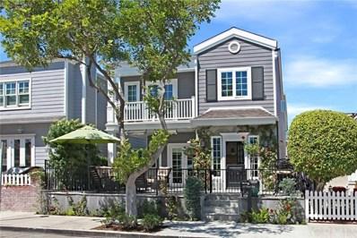 127 Pearl Avenue, Newport Beach, CA 92662 - MLS#: NP18112429