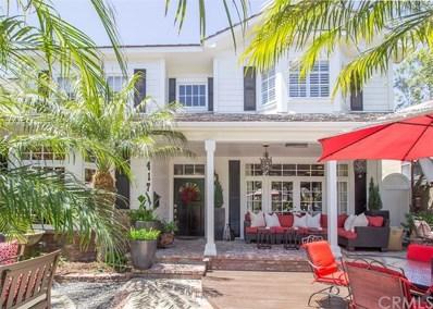 417 Orchid Avenue UNIT 1, Corona del Mar, CA 92625 - MLS#: NP18118723